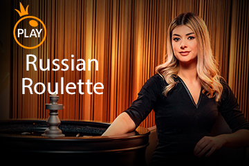 Игровой автомат Live - Russian Roulette