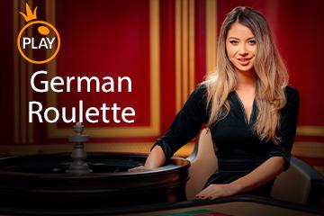 Игровой автомат Live - German Roulette
